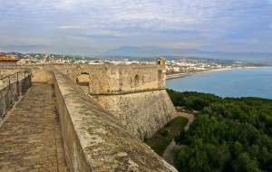 Fort Carre in Antibes
