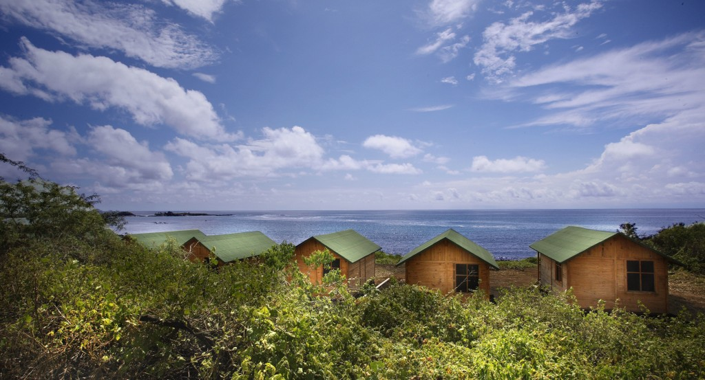 Explore Floreana's mysteries from the Floreana Lava Lodge. Credit Tropic Journeys in Nature.
