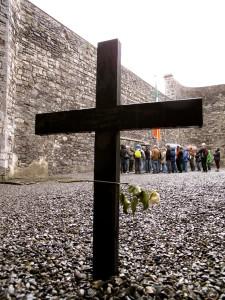 Kilmainham Gaol stonebreaker's yard_6340