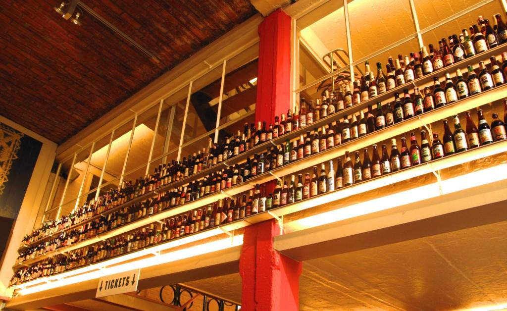 Line 'em up, bartender.