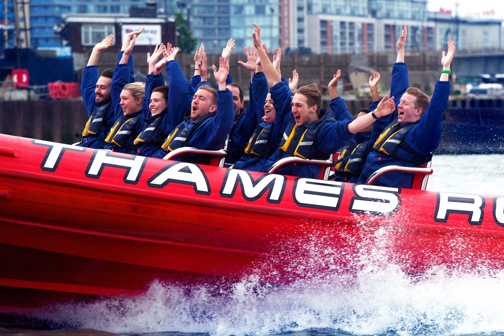 Photos courtesy London Rib Voyages