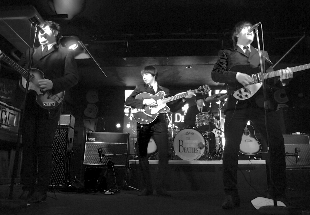 The Cavern Club Beatles