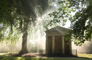 Temple of Diana, courtesy Blenheim Palace