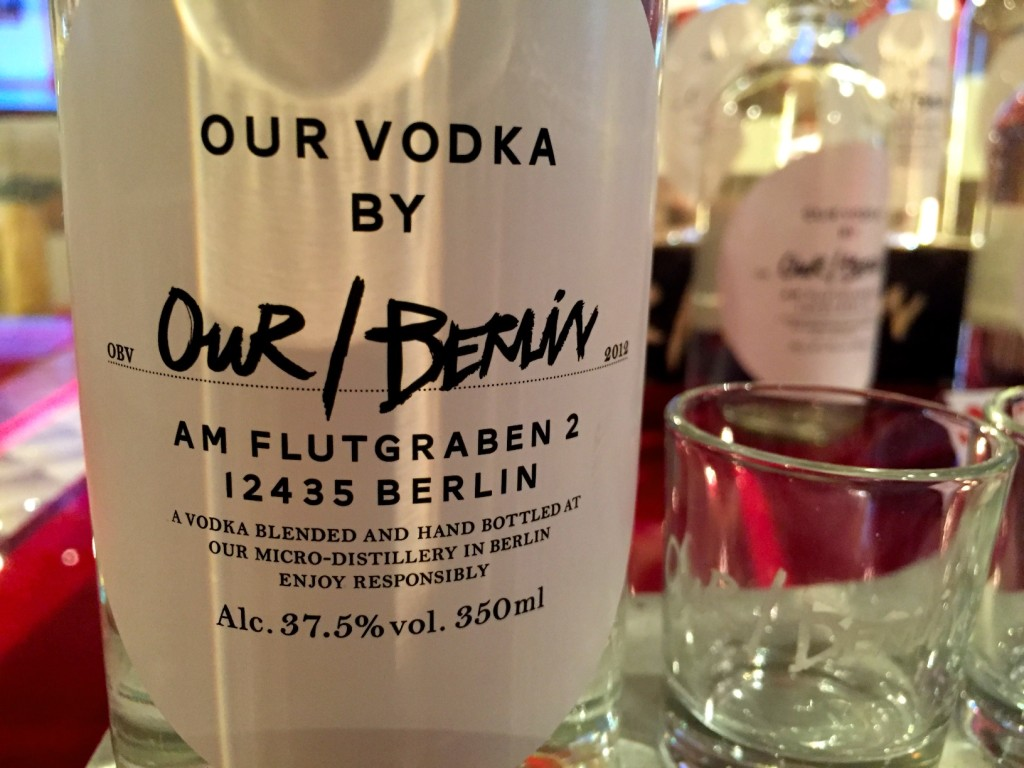 Berlin in a bottle.