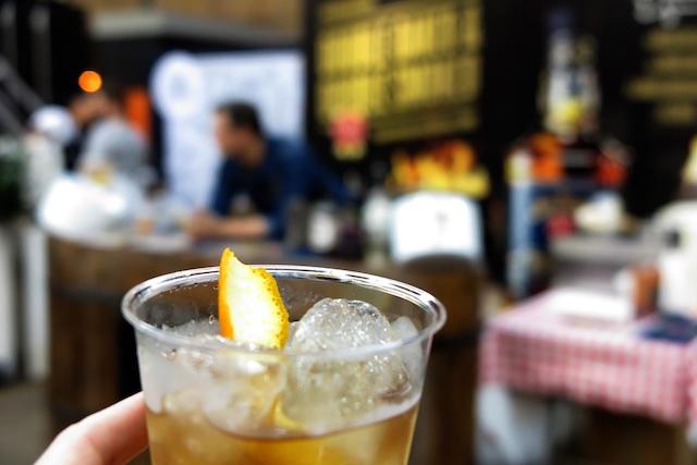 Jim Beam cocktail at London Cocktail Week
