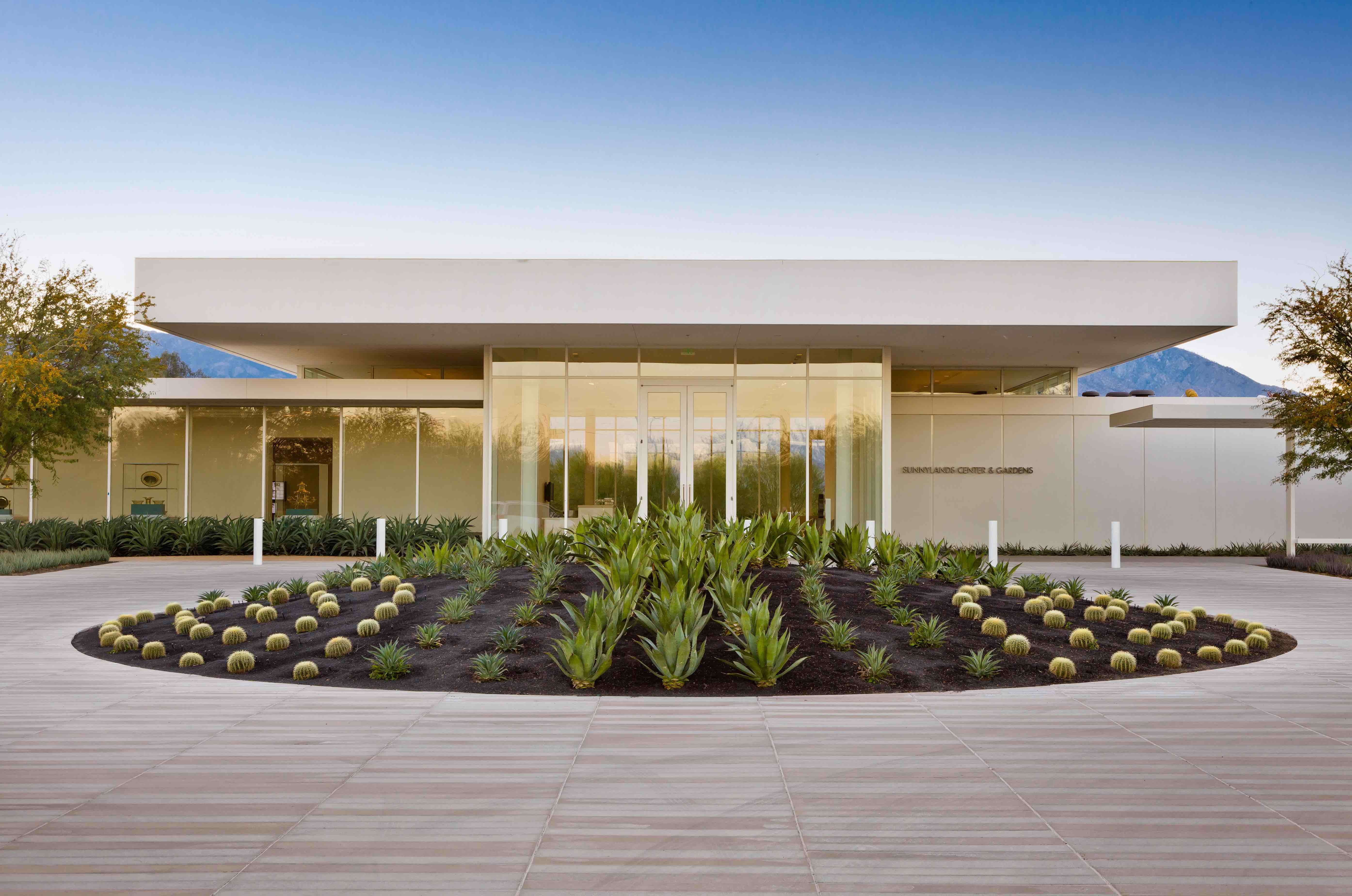 Scenic Sunnylands Centers And Gardens Amy Laughinghouse Hits The Road