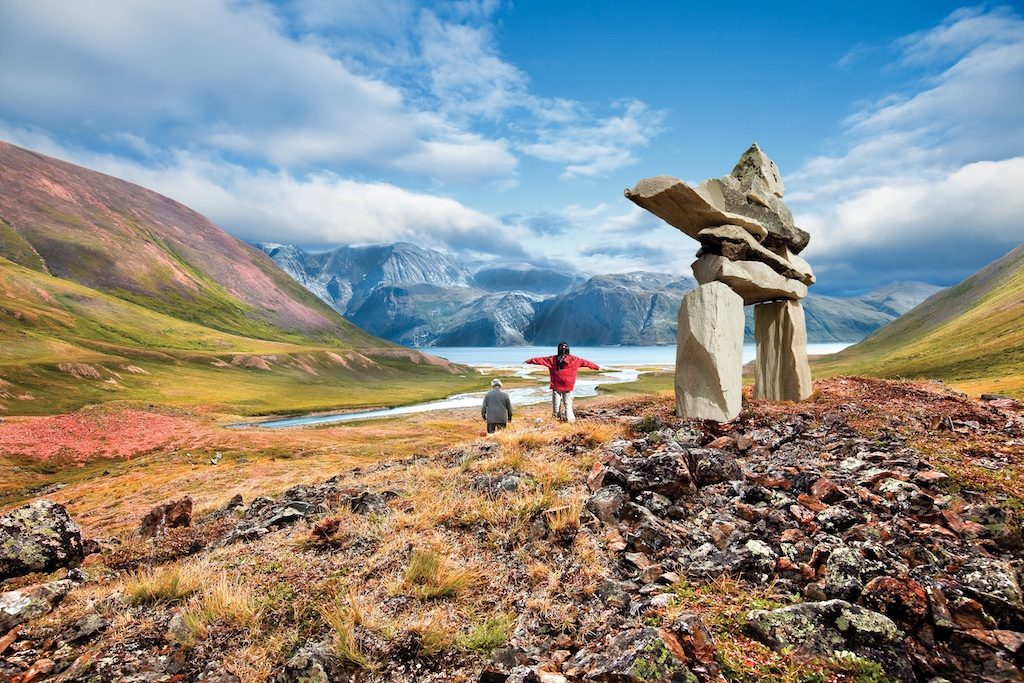 Torngat Mountains National Park. Credit Newfoundland and Labrador Tourism