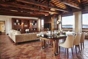 San Clemente Suite. Courtesy San Clemente Palace Kempinski Venice.