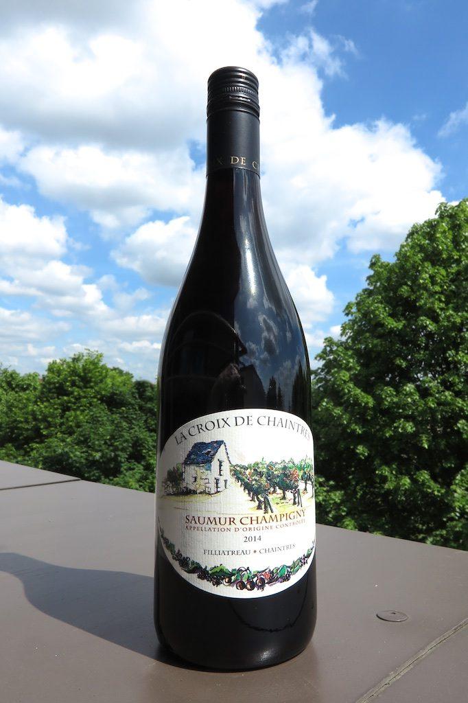 Domaine de la Croix de Chaintres Saumur-Champigny 2014_0016