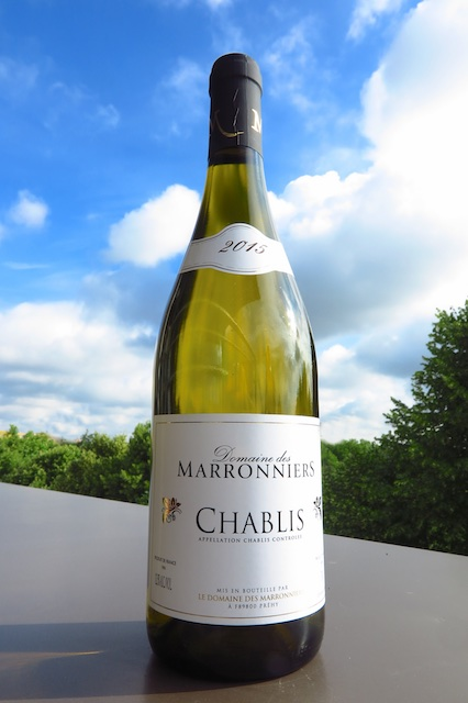 Domaine des Marronniers Chablis 2015