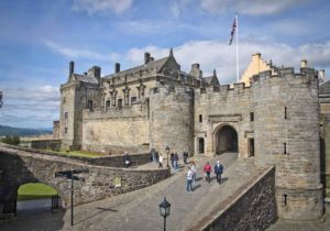 Stirling Castle by day