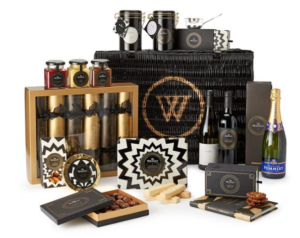 The Wolseley's Christmas Hamper