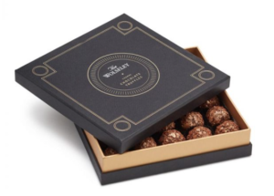 Wolseley Cognac chocolate truffles