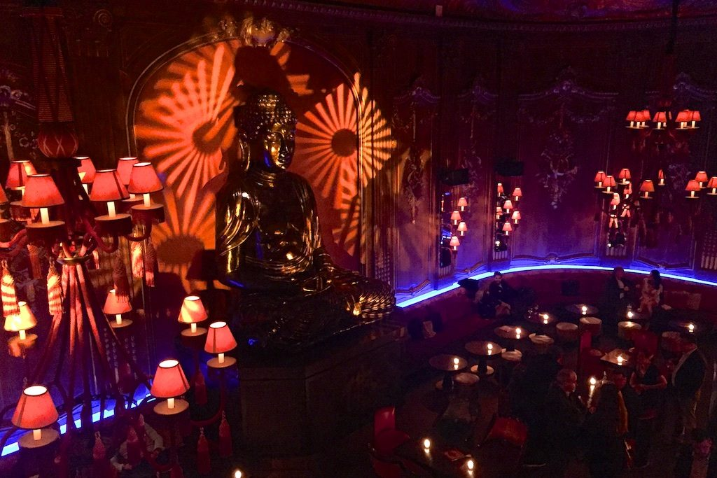Buddha Bar, Monte Carlo, Monaco. Copyright Amy Laughinghouse