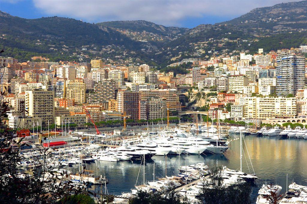 Port Hercule, La Condamine, Monte Carlo, Monaco. Copyright Amy Laughinghouse