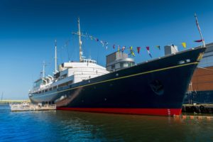 The Royal Yacht Britannia © Mark Millar